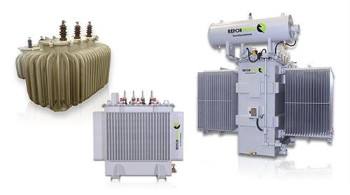 Transformadores de Distribuição imersos em óleo isolante