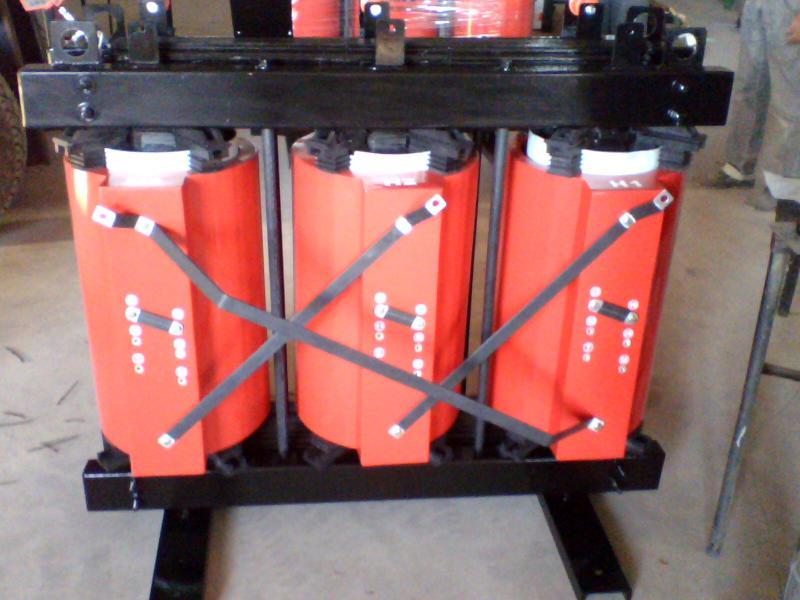 Fábrica de transformadores a seco